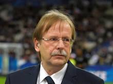 Rainer Koch will eine nachhaltige Förderung des Amateurfußballs