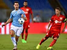 Klose verletzte sich im Hinspiel gegen Leverkusen