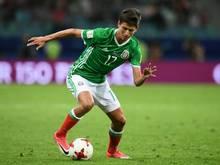 Damm entschied sich für die Nationalmannschaft Mexikos