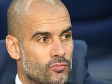 Guardiola reist doch nicht zum Finale