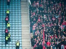 Die Fans des 1. FC Magdeburg dürfen beim Derby nicht ins Stadion
