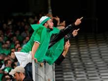 Fans von Saint-Etienne stürmten eine Feier