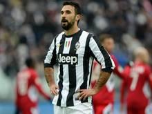 Der Wechsel von Vucinic zu Inter Mailand ist geplatzt