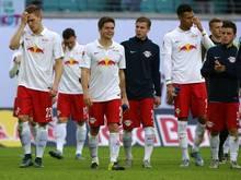 RB Leipzig kassiert eine Heimpleite