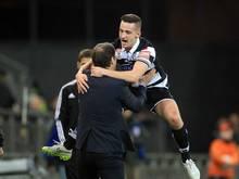 Donis Avdijaj geht weiter für Sturm Graz auf Torejagd