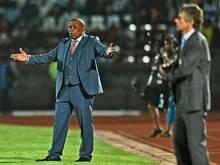 Südafrika entlässt Trainer Ephraim Mashaba