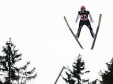Eisenbichler führt die deutschen Springer auf Rang zwei