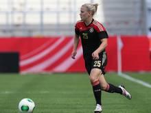 Kehrt ins DFB-Team zurück: Leonie Maier