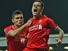 Philippe Coutinho schießt Liverpool ins Halbfinale
