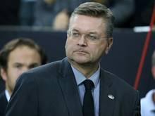 DFB-Boss Grindel hat einen Offenen Brief vom SV Wilhelmshaven erhalten