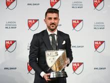 MLS-Spieler des Jahres: David Villa