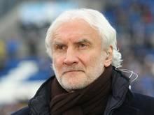 Bayer Sportchef Rudi Völler fordert Leidenschaft