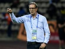 Georges Leekens trat als algerischer Teamchef zurück