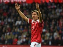Für Dänemark nominert: Jannik Vestergaard