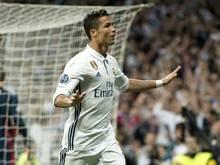 Ronaldo hat sein 100. Champions-League-Tor erzielt