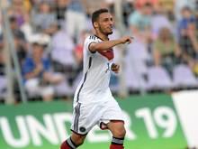 Hany Mukhtar trifft bei 1:2-Niederlage gegen Italien