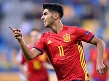 Marco Asensio sorgt für Schlagzeilen in Spanien