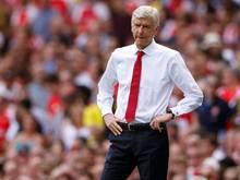Arsene Wenger kann sich über den zweiten Sieg freuen