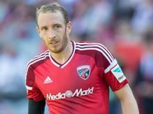 Moritz Hartmann wird dem FCI nicht zur Verfügung stehen