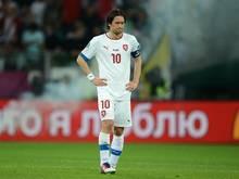 Tomáš Rosický fehlt beim Länderspiel gegen Finnland