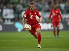 Rafinha könnte in Zukunft auch für die DFB-Elf spielen