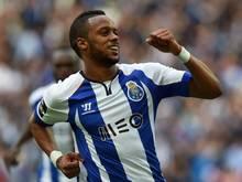Hernani Soares lässt Porto auch in der Liga jubeln