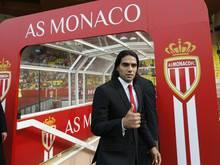 Wiedersehen beim AS Monaco: Stürmer Falcao kehrt zurück