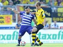 Álvarez fehlt dem VfL Osnabrück mindestens drei Wochen