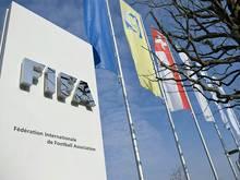 Die FIFA sperrt den Boss der Karibischen Fußball-Union