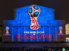 Die russische Regierung kürzt das Budget für die WM 2018