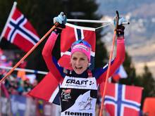 Johaug bleibt wegen Dopings für Olympia 2018 gesperrt