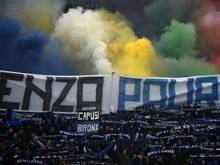 Bergamo: Fans im Visier der italienischen Polizei