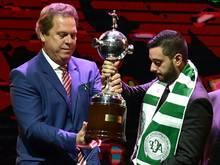 Atlético Nacional hat den FIFA Fair-Play-Preis gewonnen
