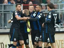 FSV beschert St. Pauli die erste Niederlage der Saison