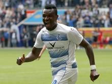Kingsley Onuegbu bleibt MSV Duisburg erhalten