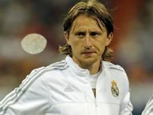 Modric wurde wegen seines Wechsels vernommen