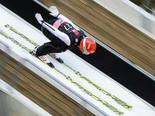 248,0 m: Deutscher Rekord für Markus Eisenbichler
