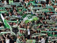 Die VW Arena ist beim Hinspiel der Relegation ausverkauft