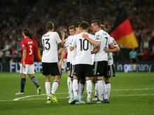 Deutschland löst Brasilien wieder als Nummer eins ab