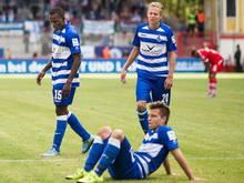 Der MSV Duisburg muss 12.000 Euro Strafe zahlen