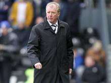Derby County kündigt Vertrag von Steve McClaren