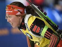 Erste Rennen um die deutschen Meistertitel für Dahlmeier