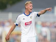 Eismann erzielte gegen Meppen ein unsportliches Tor