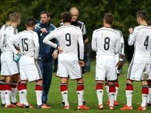Die U18 verliert gegen die Niederlande