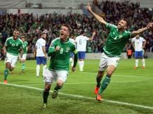 Nordirland feiert die erste EM-Teilnahme