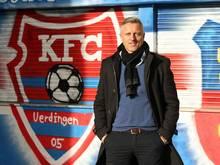 KFC-Geschäftsführer Thomas Schlecht bangt um die Lizenz