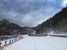 Oberhof und Ruhpolding sind die ersten Stationen 2018