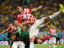 Der Kroate Dejan Lovren wechselt zu Liverpool