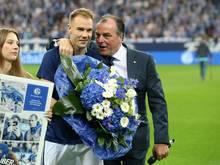 Genoß einen gebürtigen Abschied: Holger Badstuber
