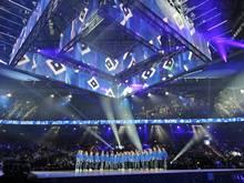 Der HSV feiert das Richtfest seines neuen Jugendcampus
